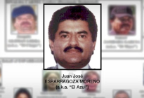 """La infame historia de """"El Azul"""" Esparragoza, policía traidor que fundó el Cártel de Guadalajara"""
