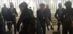 """""""¡Panita!"""": Cristiano Ronaldo celebró su nuevo título con la Juventus bailando salsa (VIDEO)"""