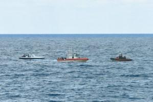 EEUU y Guyana interceptaron barco con 970 kilos de cocaína cerca de aguas venezolanas