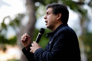 Ocariz: ¿Por qué el señor Héctor Rodríguez no dice ni una palabra sobre la división de Miranda?