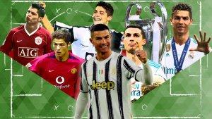 La metamorfosis de Cristiano Ronaldo: Cómo se convirtió en uno de los máximos goleadores de la historia