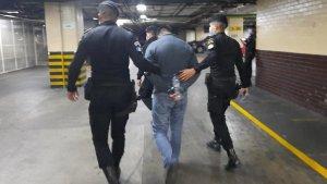 "Capturaron en Guatemala a alias ""Cantinflas"", pedido en extradición por EEUU"
