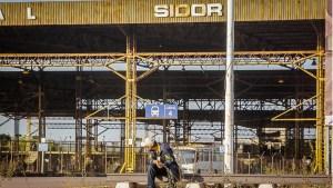 Sidor produjo menos de 1% de su capacidad instalada en todo el 2020
