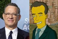 ¿Los Simpsons predijeron que Tom Hanks conducirá la toma de posesión de Biden? (VIDEO)