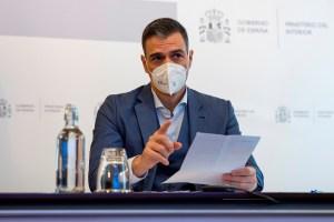 """Pedro Sánchez pide nuevos comicios en Venezuela al no haber sido """"justas ni libres"""" (Video)"""