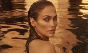 Bikini amarillo y muy ajustado: Las fotos calientes de Jennifer López en un yate