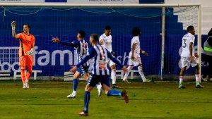 El gesto que tuvo el Real Madrid con los futbolistas del Alcoyano antes de sufrir la sorpresiva derrota