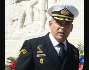 Almagro exigió a Maduro la liberación inmediata del Capitán de Navío Luis De la Sotta