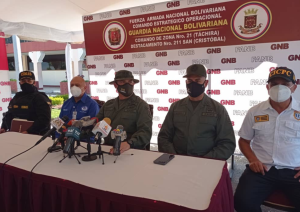 Al menos dos detenidos por el secuestro de la niña Antonella Maldonado en Táchira