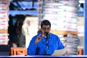 Maduro dijo que Banco del Tesoro contará con cuentas de moneda extranjera