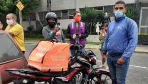 Dictaron prisión preventiva contra sujeto que disparó a repartidor venezolano en Perú