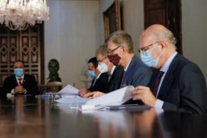 Arreaza se reunió con embajadores de España, Francia, Alemania y Países Bajos para llorar por las sanciones de la UE