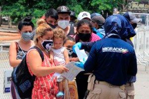 ONU pidió regularizar a migrantes venezolanos para facilitar su vacunación contra el Covid-19
