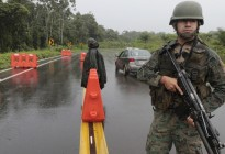 Un recluso que descuartizó a unos jóvenes es asesinado del mismo en una cárcel de Ecuador