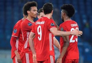 Bayern Múnich aplastó a la Lazio y acaricia los cuartos de Champions
