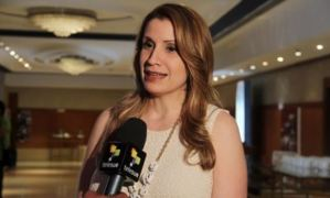 Ella es Claudia Salerno Caldera, la chavista que expulsó la UE en respuesta al régimen