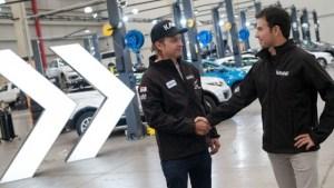 "Venezolano patrocinará al piloto Sergio ""Checo"" Pérez en la Fórmula 1"