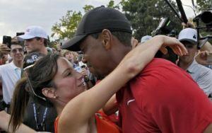 Erica Herman, la mujer que ha devuelto la estabilidad a Tiger Woods