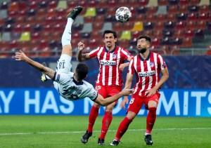 Giroud castigó al Atlético de Madrid y acercó al Chelsea a los cuartos de final (Video)