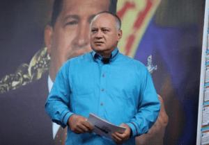 """""""Vayan a comerse un dulce"""": Diosdado soltó sapos y culebras contra la Unión Europea"""