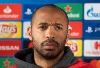 """Thierry Henry renuncia como entrenador del Montreal """"por razones familiares"""""""