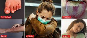 Todos los síntomas de Covid-19: Un nuevo estudio de expertos del Reino Unido ha identificado casi 20