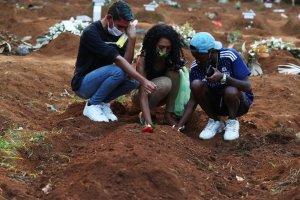 Colapso en Brasil: La mayor tasa de mortalidad por Covid-19 de toda Latinoamérica