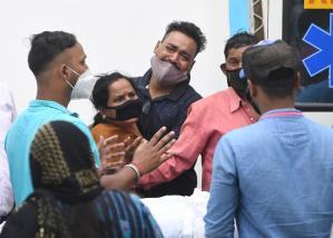 Al menos 22 pacientes con coronavirus murieron en India al cortarse el suministro de oxígeno