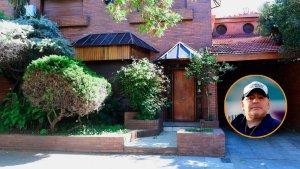 Los secretos de la casa que dividió al clan Maradona: Un tesoro que se perdió en el fuego y la mesa de una cena histórica