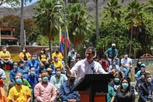 Guaidó respaldó el manifiesto unitario para el restablecimiento de la democracia en Venezuela