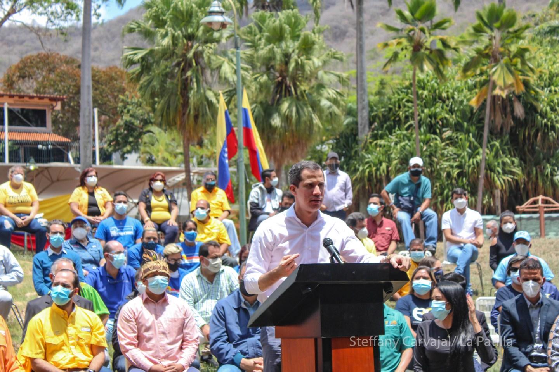 Conozca el manifiesto de la plataforma unitaria entre partidos y sociedad civil, presentado por Guaidó