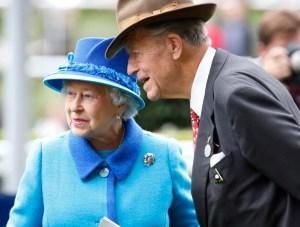 Otro golpe para la reina Isabel II: Murió su íntimo amigo Michael Oswald