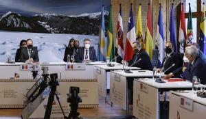 Sin la presencia de Maduro, arranca la XXVII Cumbre Iberoamericana