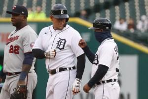 ¡Arepa power! Miguel Cabrera se convirtió en el venezolano con más hits en Grandes Ligas (Videos)