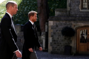La relación entre Harry y William, una incógnita a dos meses del homenaje a Lady Di