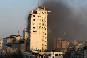 Israel interceptó el 90 % de los 1.600 cohetes lanzados desde Gaza