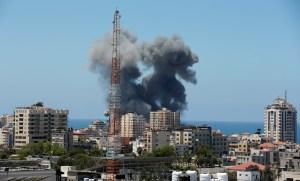 """Israel anuncia despliegue """"masivo"""" de fuerzas de seguridad para frenar violencia interna en ciudades"""