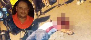 En plena vía pública: Asesinaron a un hombre con al menos 12 disparos en Táchira