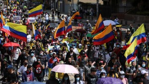Las calles en Colombia piden un cambio extremo en las autoridades policiales
