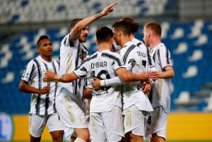 Cristiano y Dybala centenarios, pero la Juventus sigue fuera de Champions