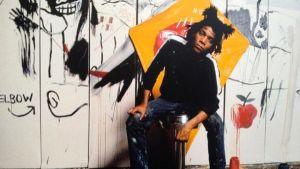 Subastaron por 93 millones de dólares un cuadro de Basquiat en Nueva York