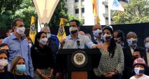 Juan Guaidó: Aquí nadie confía en el régimen, pero sí en la mayoría que hemos construido