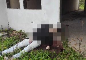 Táchira: Hallaron cadáver baleado con un rosario en la mano dentro de una casa en construcción
