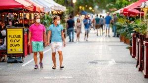 """Lanzarán la iniciativa """"Bulevares Abiertos"""" a tiempo para el verano en Nueva York"""