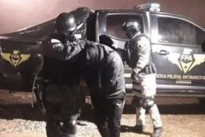Detuvieron a policía retirado por liderar banda que vendía drogas en Argentina