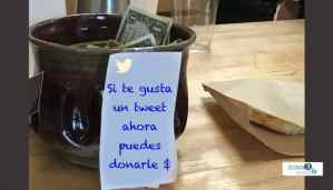 Víctor Ramos: Propinas en Twitter