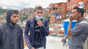 Rap para romper estigmas en el barrio San Blas de Petare (Video)