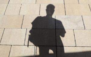 ¿Lo notaste? Tu sombra desapareció hoy por un instante por un efecto del sol