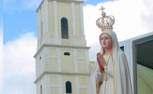 Comunidad Luso Venezolana celebra los 104 años de la aparición de la Virgen de Fátima