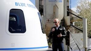 El dinero no basta: Los requisitos para ir al espacio a bordo del New Shepard de Blue Origin
